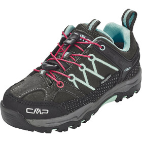 CMP Campagnolo Kids Rigel Low WP Trekking Shoes Arabica-Sky Light